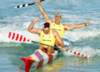 surf-life-saving-ski-race